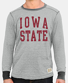 Retro Brand Men's Iowa State Cyclones Deconstructed Sweatshirt