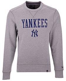 New Era Men's New York Yankees Premium Crew Sweatshirt