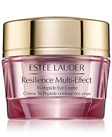 Estée Lauder Resilience Multi-Effect Tri-Peptide Eye Creme, 0.5-oz.