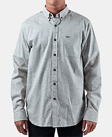 Rip Curl Men's Our Time Plaid Shirt