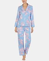 Petite Pajamas And Robes Macys