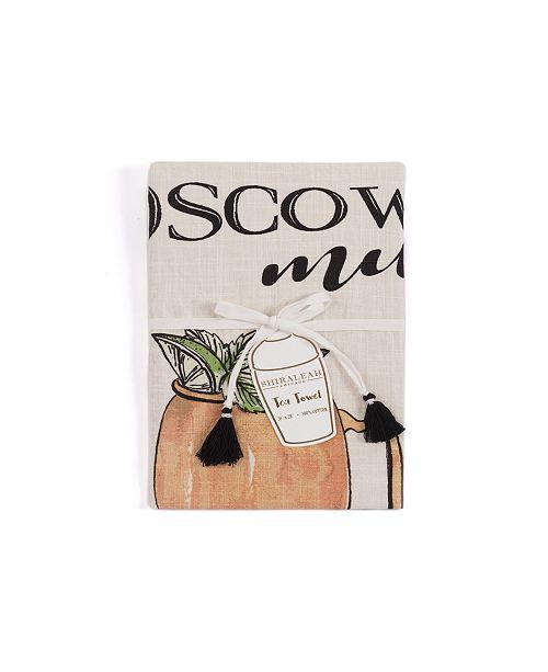 Shiraleah Moscow Mule Towel
