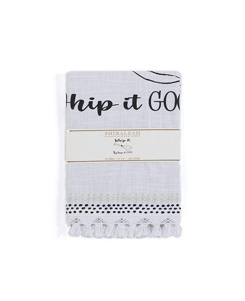 Shiraleah Whip It Good Towel