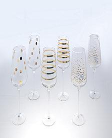 Shiraleah S6 Wine Glasses