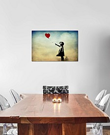 """""""Love"""" by Ben Heine Gallery-Wrapped Canvas Print"""