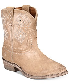 Frye Women's Billy Stud Short Booties