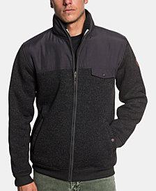 Quiksilver Men's Keller Mix Full-Zip Jacket
