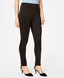 Thalia Sodi Studded Leggings, Created for Macy's