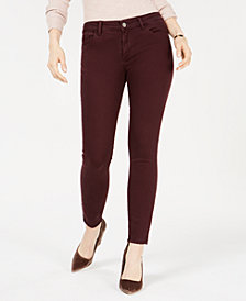 DL 1961 Margaux Raw-Hem Jeans