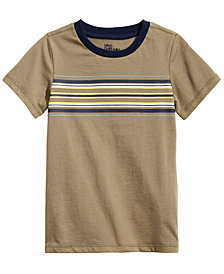 Epic Threads Little Boys Essex Stripes T-Shirt, Created for Macy's