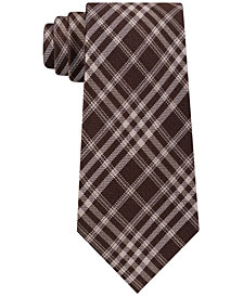MICAHEL Michael Kors Men's Assorted Plaid/Grid Ties