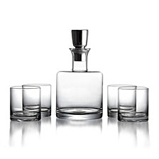 Jay Imports Linus 5 Piece Whiskey Set