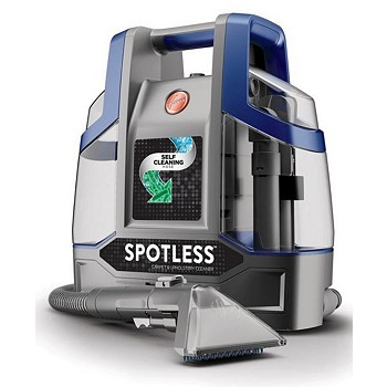 Hoover FH11400 Spotless Deluxe Portable Carpet & Upholstery Cleaner