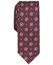 Tallia Men's Richland Slim Neat Tie