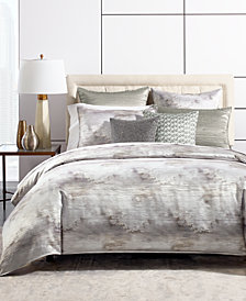Hotel Collection Iridescence Cotton Queen Bedskirt, Created for Macy's