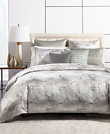 Hotel Collection Iridescence King Duvet Cover, Created for Macy's