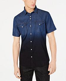 I.N.C. Men's Franklin Shirt, Created for Macy's