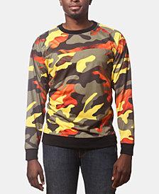ARTISTIX Men's Camouflage Long-Sleeve Tee