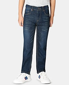 Toddler Boys Slim-Fit Stretch Denim Jeans, Created for Macy's