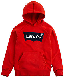 Levi's® Big Boys Otto Batwing Graphic Hoodie