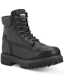 Timberland PRO Men's Direct Attach Safety Toe Waterproof Work Boots
