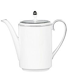 Dinnerware, Grosgrain Teapot