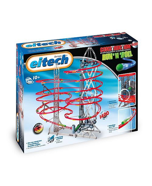 Eitech Fun N' Roll Deluxe Marble Run