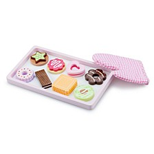 New Classic Toys Sweet Treats Set with Oven Mitt