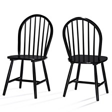 Declan Dining Chairs (Set Of 2), Quick Ship