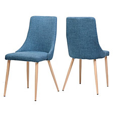 Sabina Dining Chairs (Set Of 2), Quick Ship