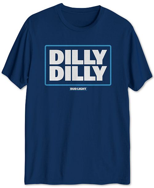 04b0b8be3 Hybrid Budweiser Dilly Dilly Men's Graphic T-Shirt & Reviews - T ...
