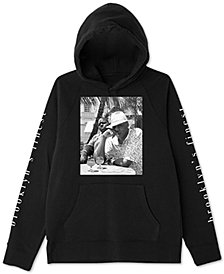 Biggie & Jay-Z Brooklyn's Finest Men's Regular-Fit Graphic Hoodie