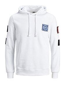 Jack & Jones Men's Change Hooded Sweatshirt