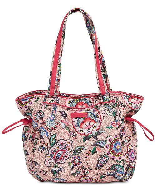 e47ec704b4 Vera Bradley Iconic Glenna Small Shoulder Bag   Reviews ...