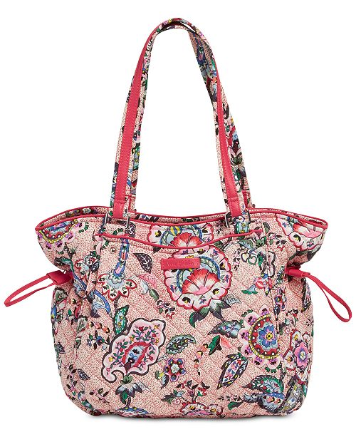 Vera Bradley Iconic Glenna Small Shoulder Bag - Handbags ... 555cee9901