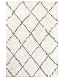 "Oriental Weavers Henderson Shag 090 6'7"" x 9'6"" Area Rug"