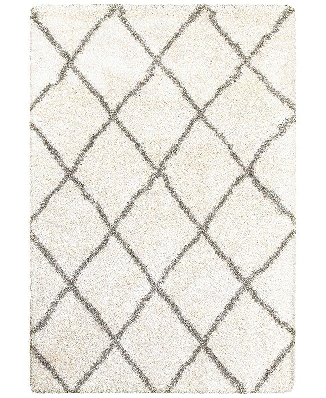 "Oriental Weavers Henderson Shag 090 9'10"" x 12'10"" Area Rug"