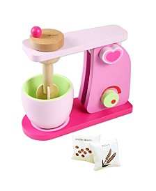 Wood Kitchen Mixer