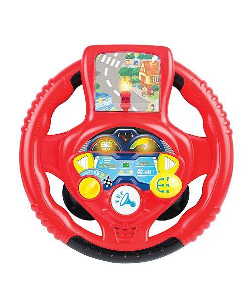 Group Sales Super Speedster Steering Wheel