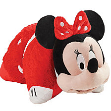 Pillow Pets Disney Rockin the Dots Minnie Jumboz Stuffed Animal Plush Toy