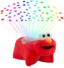 Pillow Pets Sesame Street Elmo Sleeptime Lite