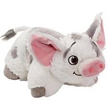 Pillow Pets Disney Moana Pua Stuffed Animal Plush Toy