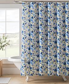 "Kim Parker Leila 72"" x 72"" Shower Curtain"