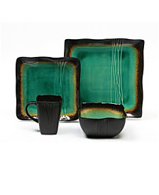 Baum Galaxy 16 Piece Dinnerware Set