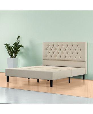 Zinus Misty Platform Bed Frame No Box Spring Needed Queen