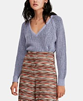 526932cc52 Free People High Low V-Neck Sweater