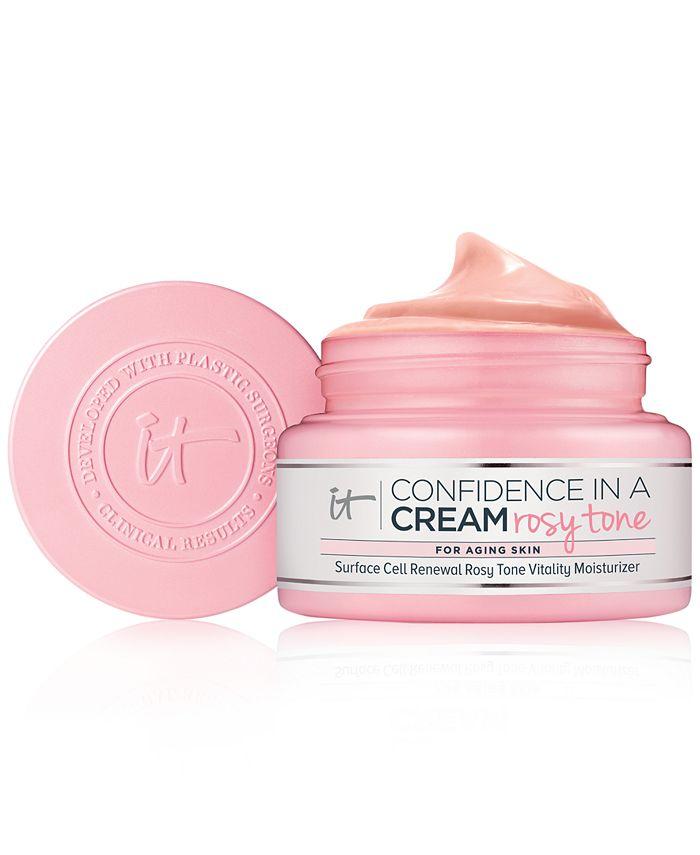 IT Cosmetics - Confidence In A Cream Rosy Tone