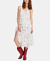8f183b8362d Free People Daisy Chain Cotton Midi Dress