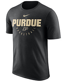 Nike Men's Purdue Boilermakers Legend Key T-Shirt