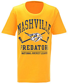 Outerstuff Nashville Predators Fundamentals T-Shirt, Big Boys (8-20)